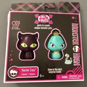 Monster High Monster Cross Mix & Match Mini Figure
